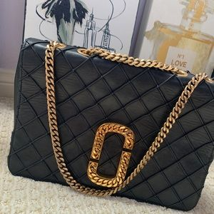 Marc Jacobs Runway collection quilted chain bag